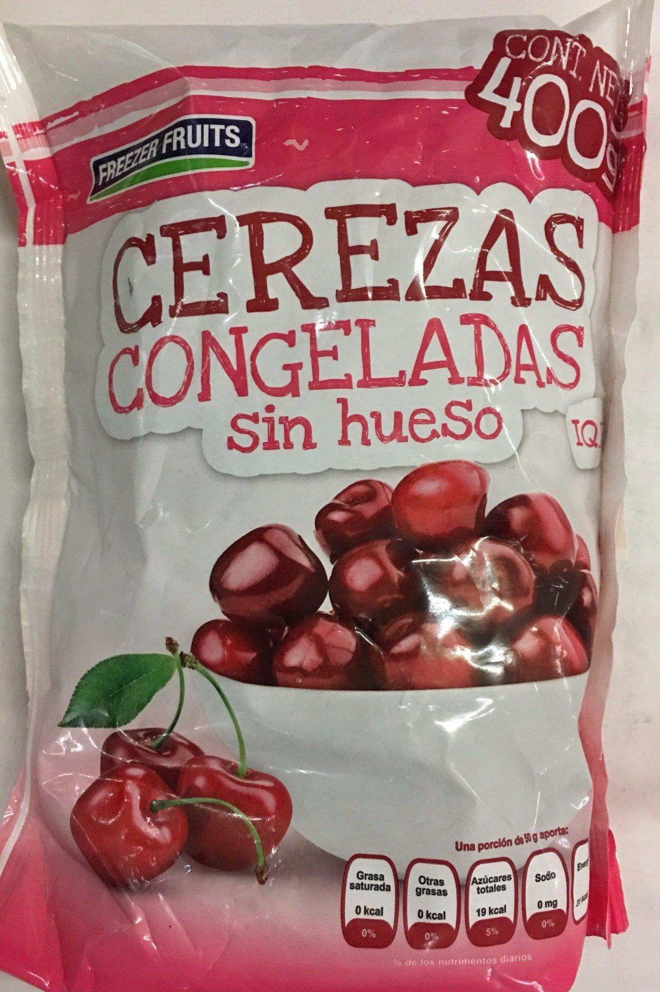 CEREZAS CONGELADAS SIN HUESO - Produit - es