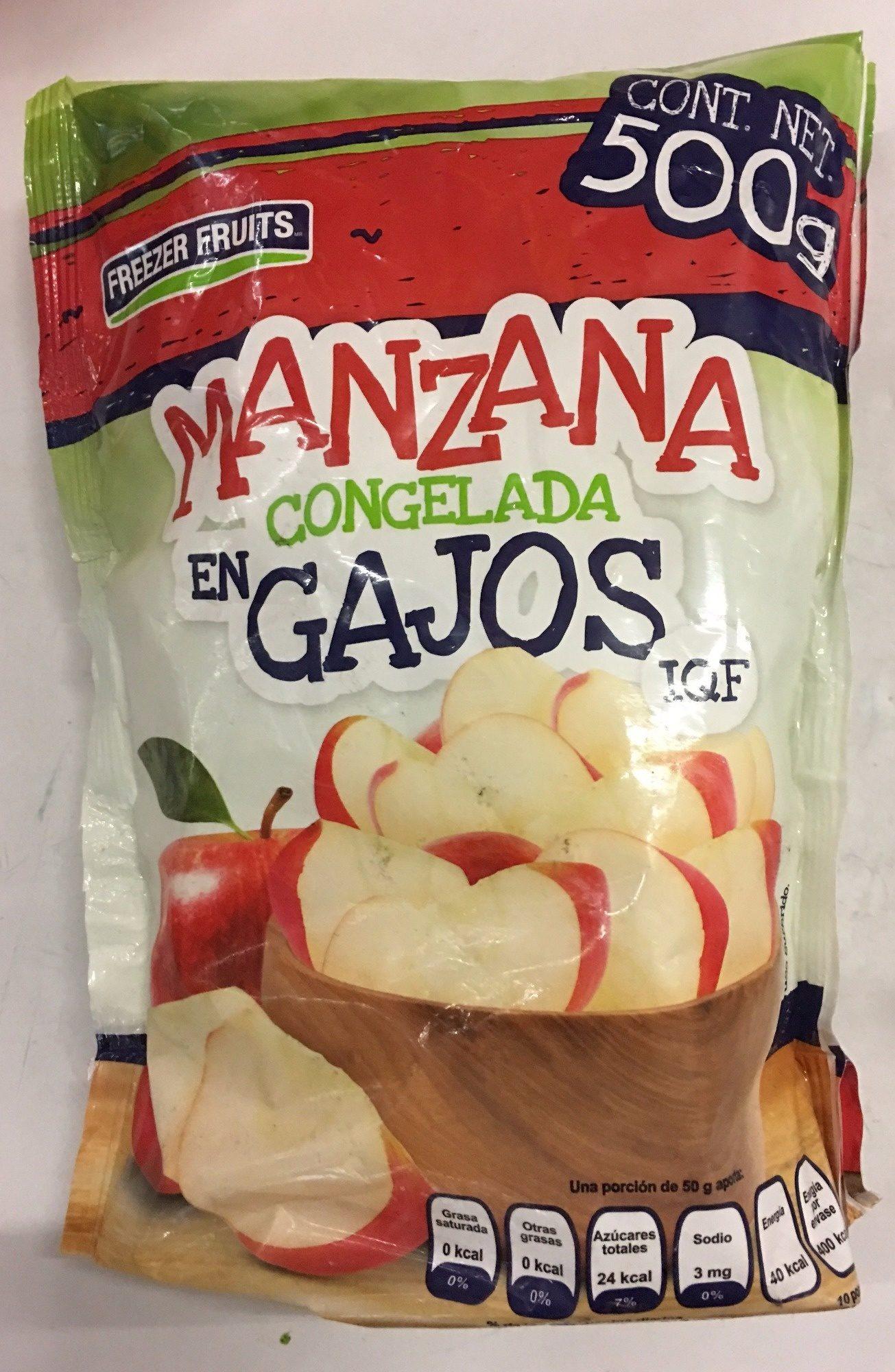 MANZANA EN GAJOS - Produit - es