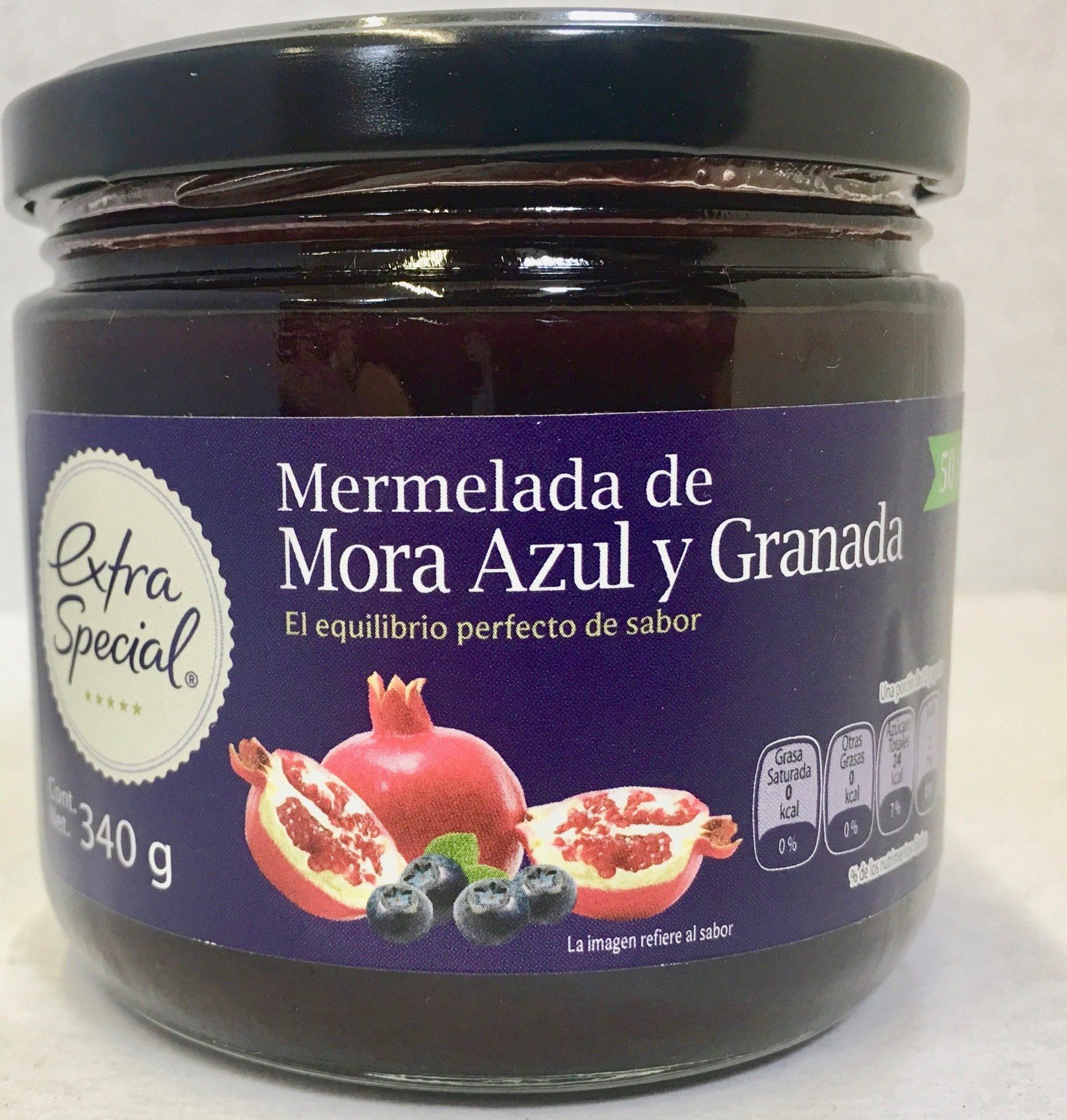 MERMELADA DE MORA AZUL Y GRANADA - Product - es