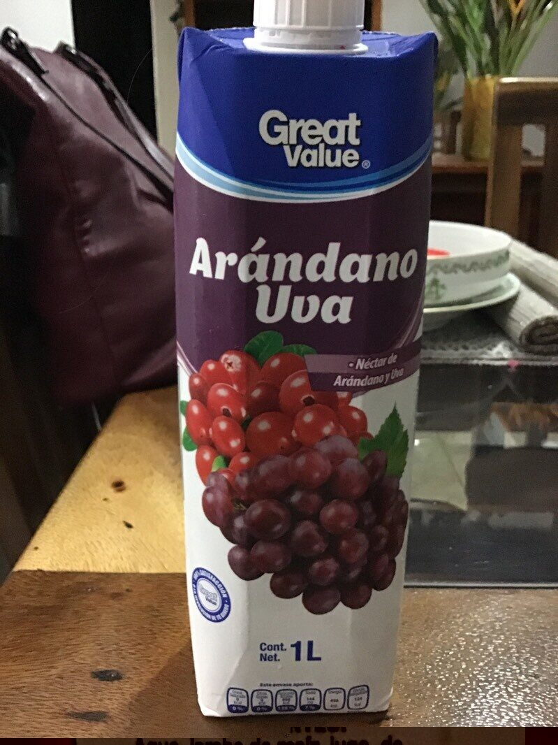 Arándano - Informació nutricional - es