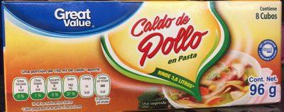 CALDO DE POLLO - Product