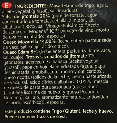 Pizza Margarita - 4