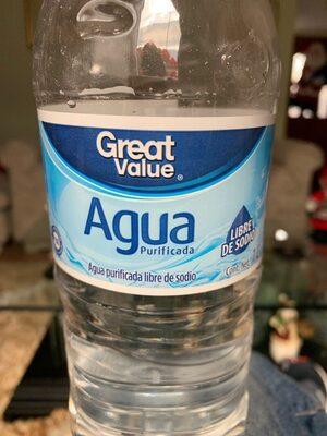 Agua purificada - Producte - es