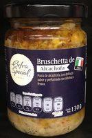 BRUSCHETTA DE ALCACHOFA - Produit - es