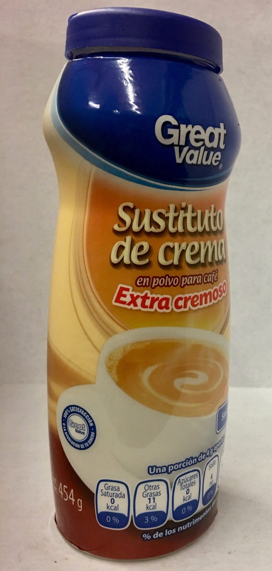 SUSTITUTO DE CREMA - Product - es