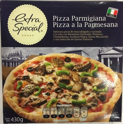 Pizza a la Parmesana - Product