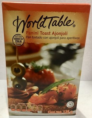 WORLD TABLE - Product - es