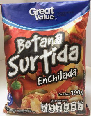 Botana surtida Enchilada - Produit