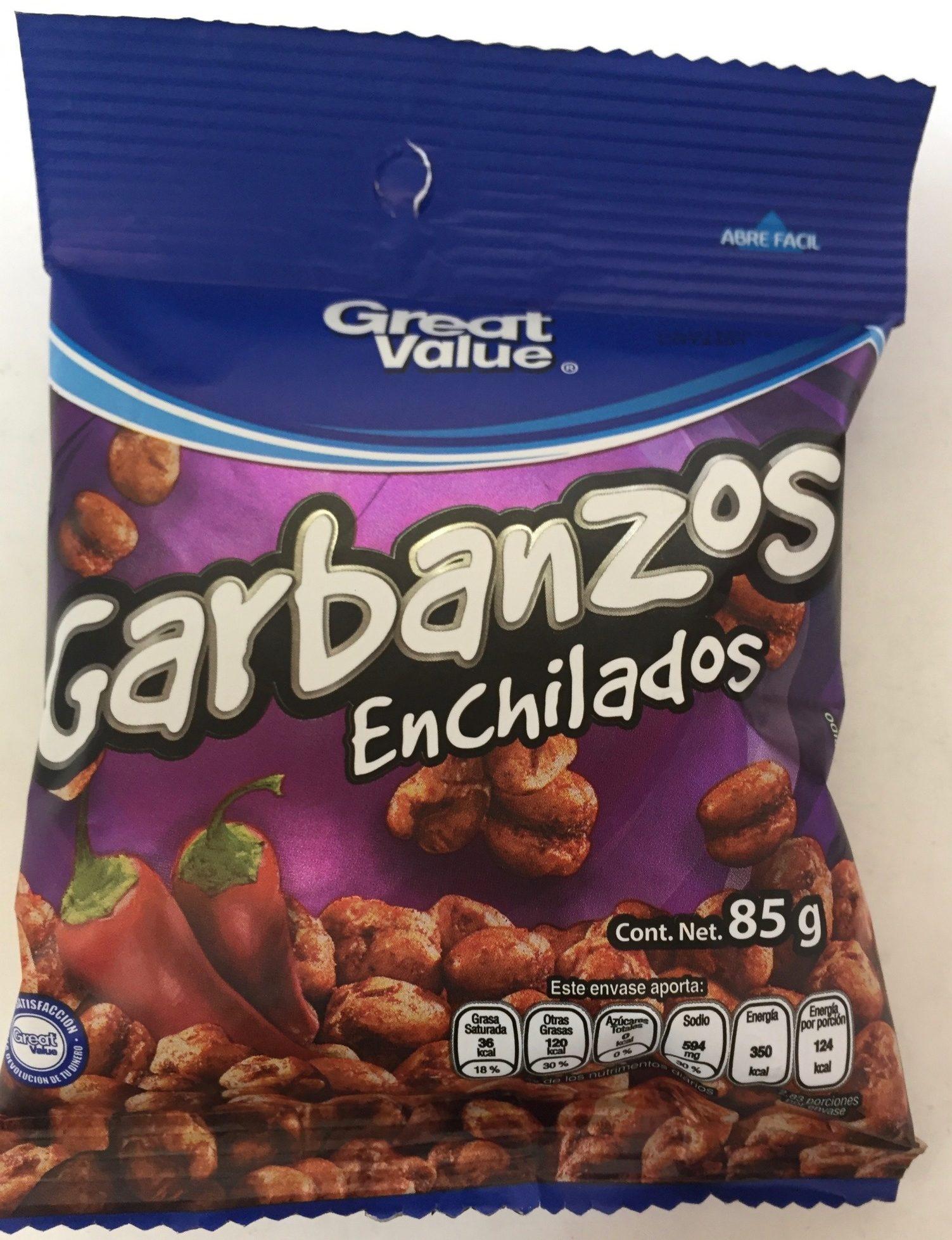 Garbanzos Enchilados - Product - es