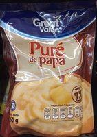 PURE DE PAPA INSTANTANEO - Product - es