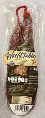 Chorizo sarta - Produit - es