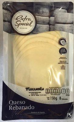 Queso Mozzarella Rebanado Extra Special - Produit - es