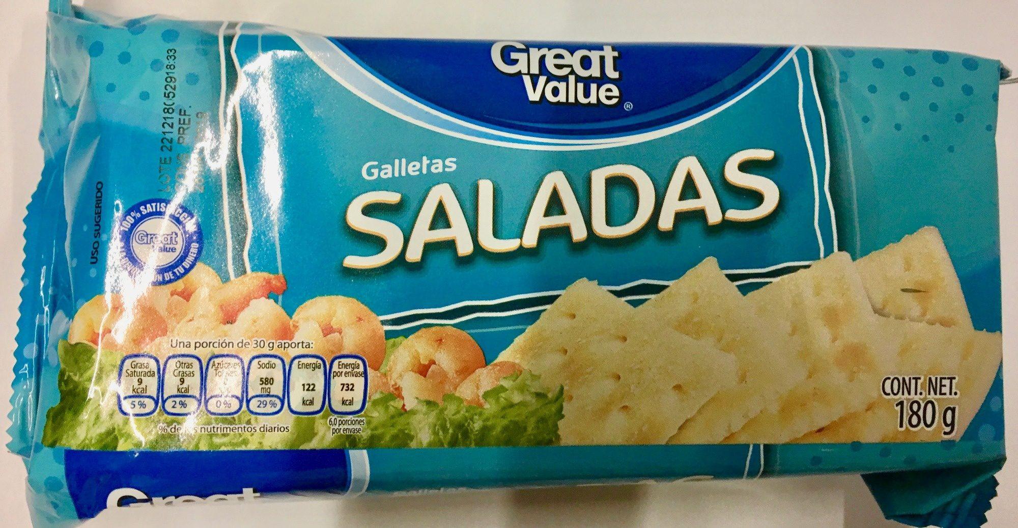SALADAS - Product - es