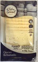 Queso rebanado Havarti - Produit - es