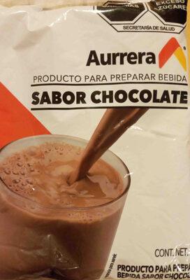 polvo de chocolate aurrera - Producto - en