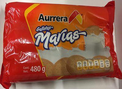 Galletas marías - Produit - es
