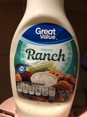 Ranch - Producte - es