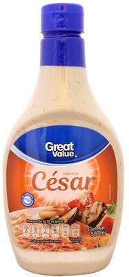 Aderezo César - Product - es