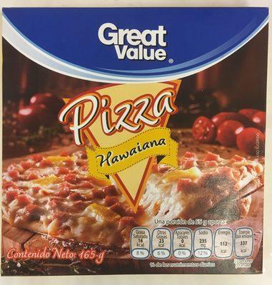 Pizza Hawaiana - Product - es