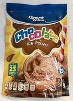 Chocolate en polvo - Producto - es
