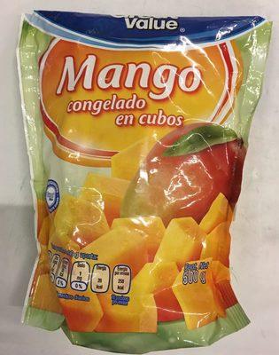 MANGO CONGELADO EN CUBOS - Produit - es
