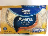AVENA Y SEMOLA DE TRIGO - Product - es