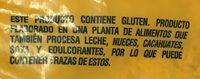AVENA Y SEMOLA DE TRIGO - Ingredients - es