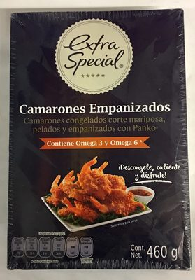 Camarones empanizados, Extra Especial - Product - es