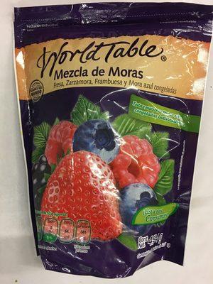 Mezcla de Moras - Produit - es