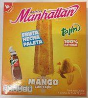 Paleta helada de mango con tajin - Produit - es