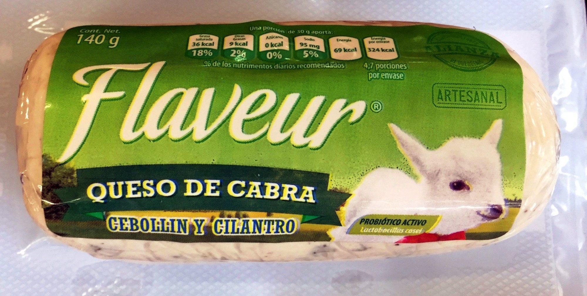 Flaveur Cebollin y Cilantro - Product - es