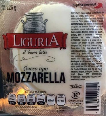 Liguria il buom latte - Product