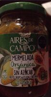 MERMELADA FRUTOS TROPICALES SIN AZUCAR - Produit - es