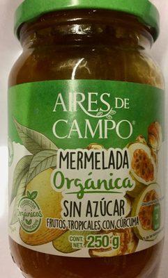 MERMELADA FRUTOS TROPICALES SIN AZUCAR - Product - es