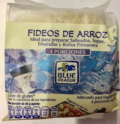 FIDEOS DE ARROZ - Product