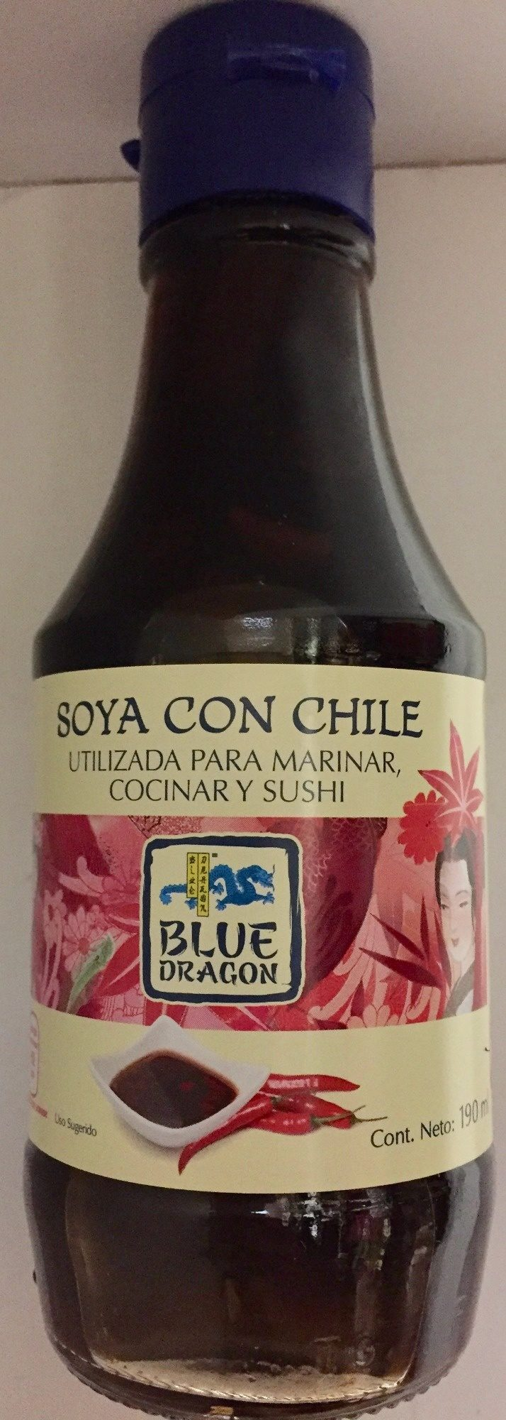 SALSA SOYA CON CHILE - Product