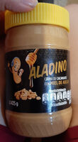 crema de cacahuate con miel de abeja - Producto - es