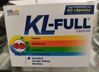 KL-Full cápsulas - Product - es