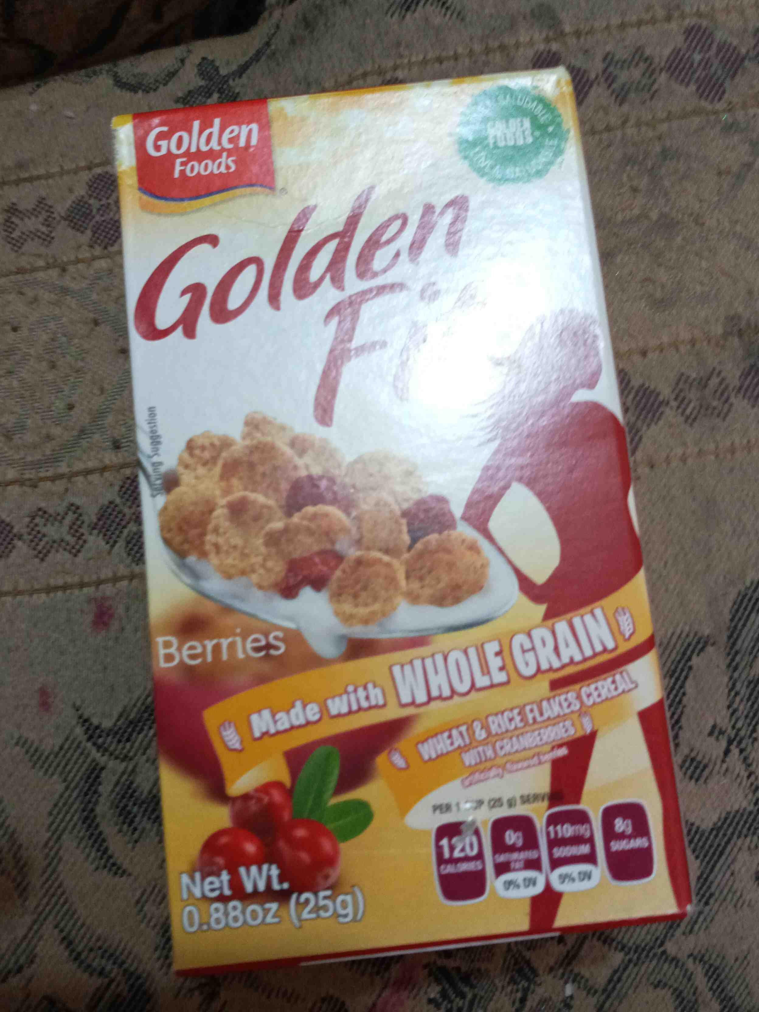 Golden Fit Berrie - Product - en