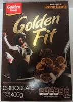 Golden Fit Chocolate - Product