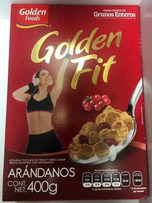 Golden Fit - Product - es