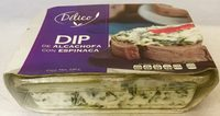 Dip de alcachofa con espinaca - Product