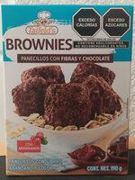 TAIFELD'S BROWNIES LIGHT - Product - es