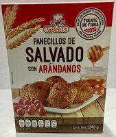 PANECILLOS DE SALVADO TAIFELD'S - Product