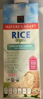 Nature´s Heart Rice Organic - Product - es