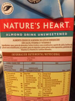Nature´s Heart Rice Organic - Ingredients - es