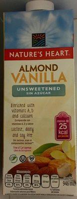 Almond Vanilla - Product