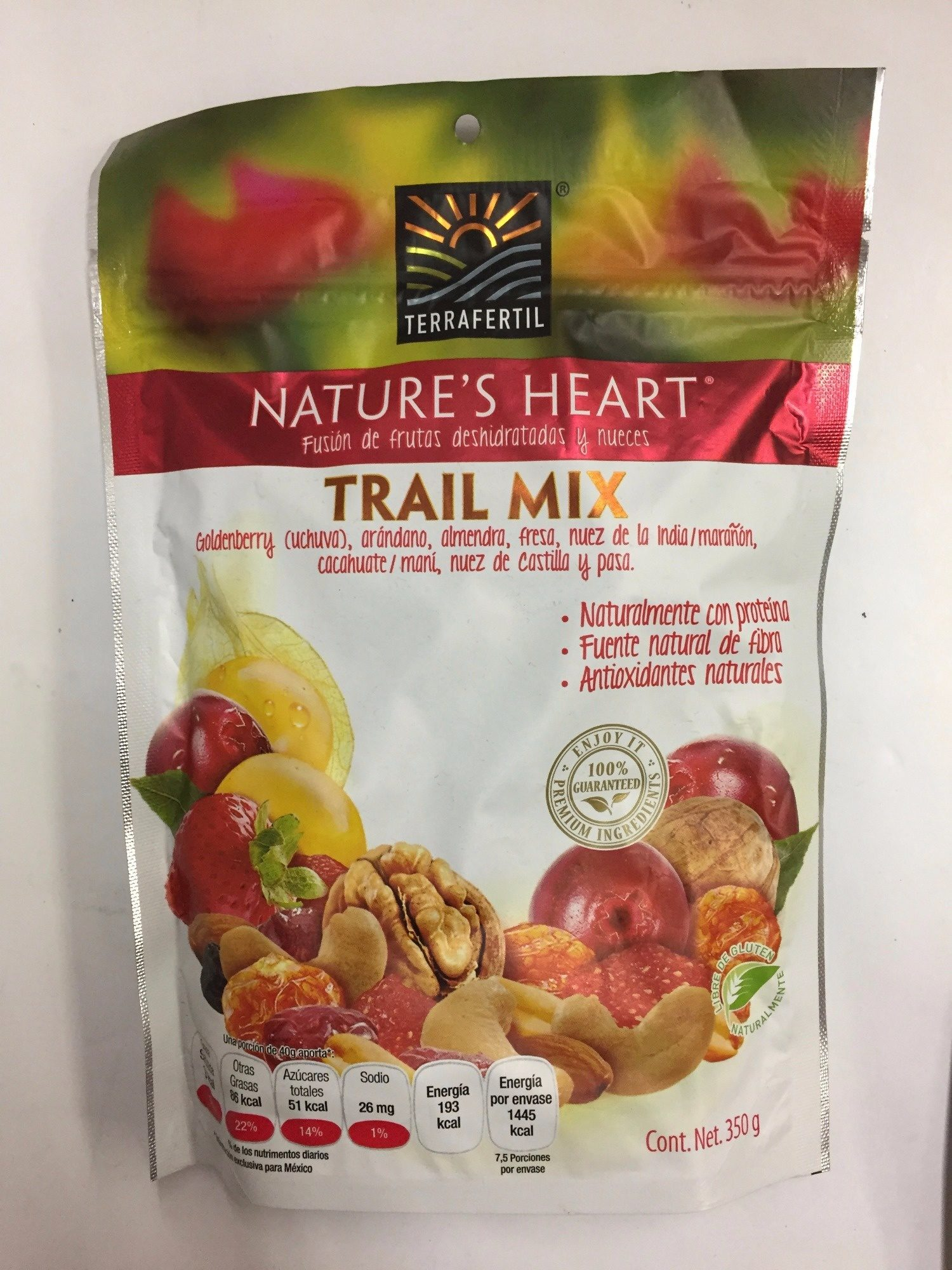 NATURES HEART - Product - es