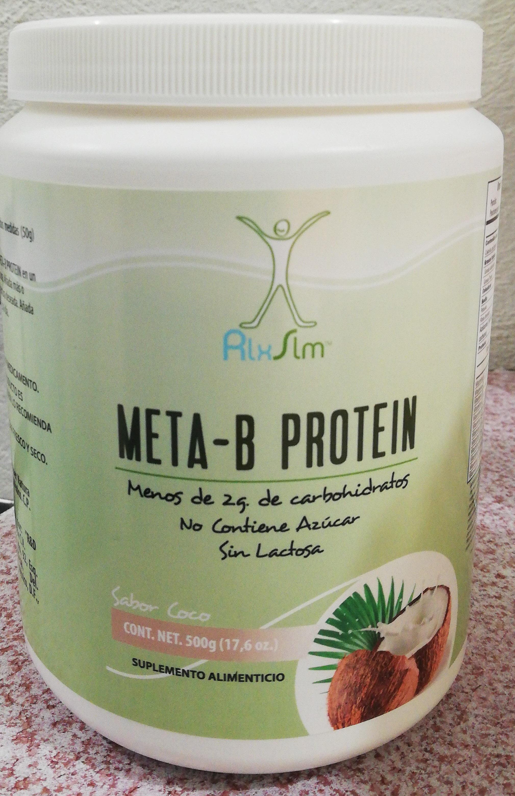 Meta B Protein - Produit - es