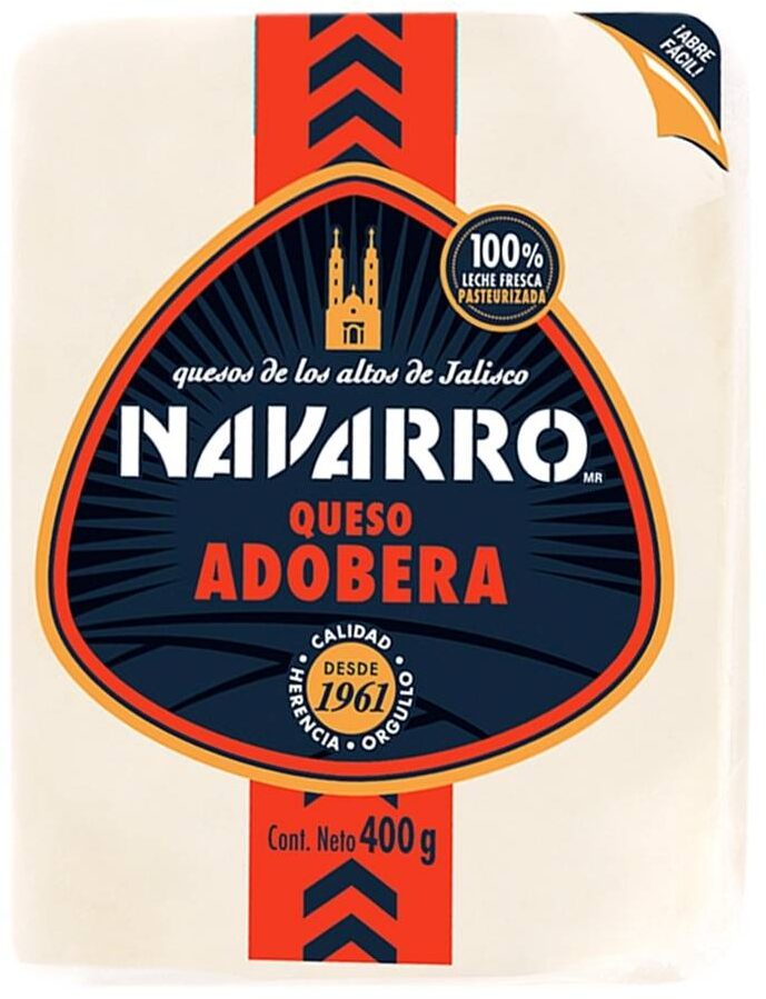 Queso adobera - Product